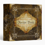 Old Recipe book Binders
