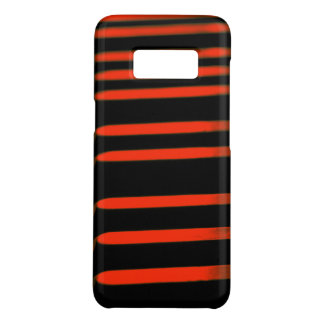 Old red piano keyboard Case-Mate samsung galaxy s8 case