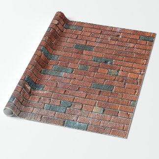 Old Reddish/Brownish Brick Wall
