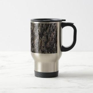 Old reed grass travel mug