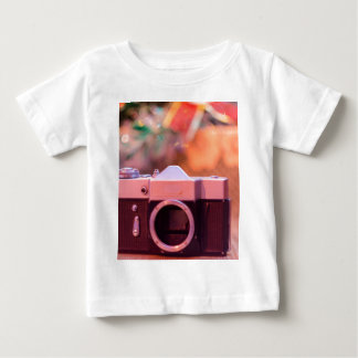 Old retro camera baby T-Shirt