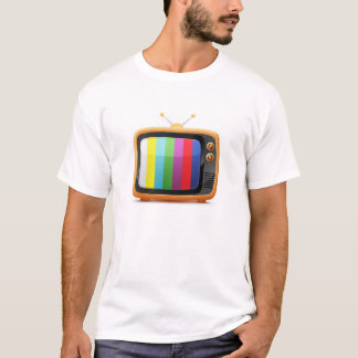 Old Retro Television T-Shirt