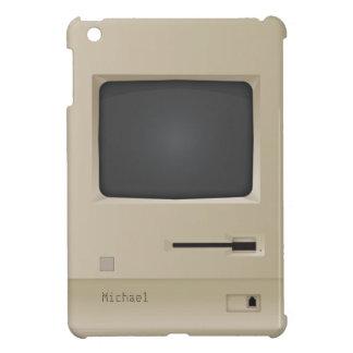Old Retro Vintage PC Computer iPad Mini Case
