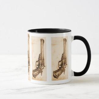 Old Revolver Mug