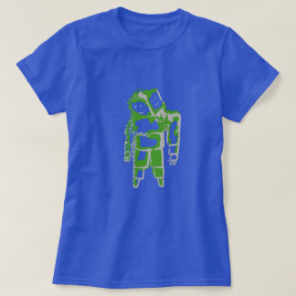 Old robot T-Shirt