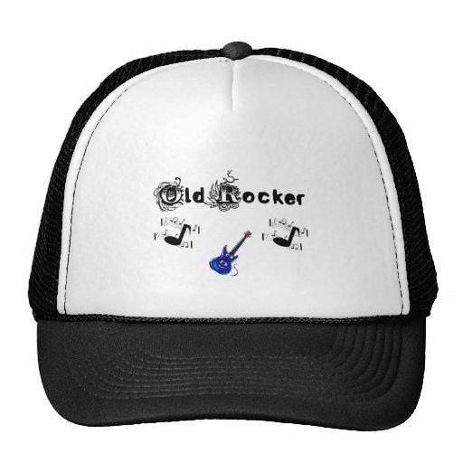 Old Rocker Mesh Hats