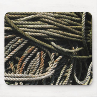 Old Rope Mouse Pad