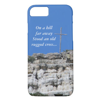 Old Rugged Cross iPhone 7 Case