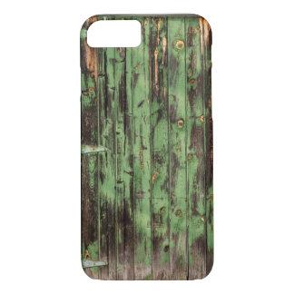 Old Rustic Barn Door iPhone 7 Case