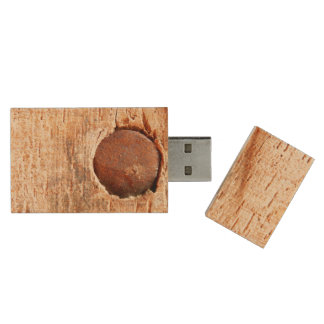 Old Rusty Nail Flash Drive