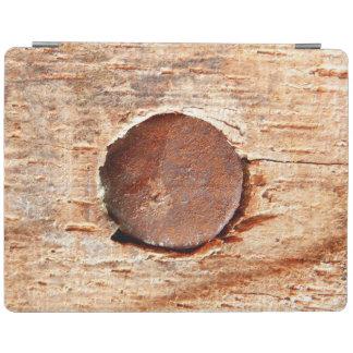 Old Rusty Nail iPad Cover