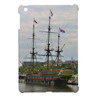 Old sailing ship, Amsterdam, Holland Cover For The iPad Mini