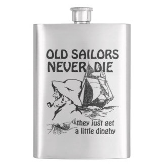 Old Sailors Classic Flask