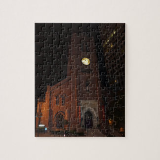 Old Saint Mary's Cathedral #2 Jigsaw Puzzle