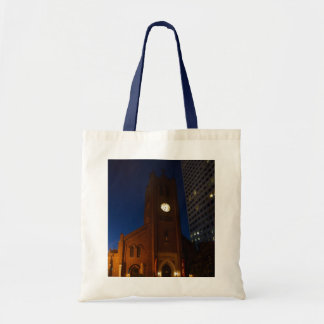 Old Saint Mary's Cathedral Tote Bag