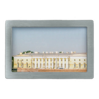 Old Saint Petersburg Stock Exchange Belt Buckles