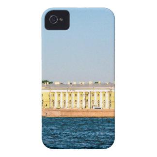 Old Saint Petersburg Stock Exchange iPhone 4 Case