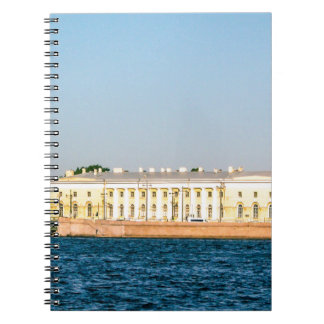 Old Saint Petersburg Stock Exchange Notebooks