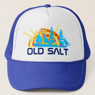 Old Salt one-of-a-kind beautiful customizable Trucker Hat