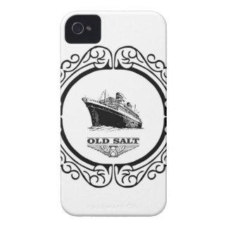 old salt quotes iPhone 4 Case-Mate case
