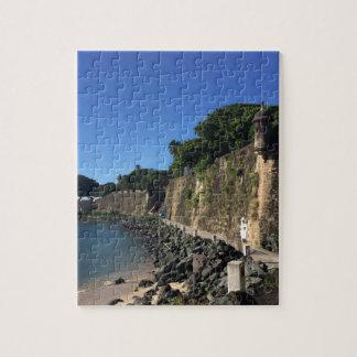 Old San Juan Historical Site Jigsaw Puzzle