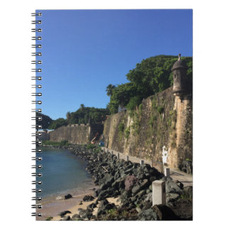 Old San Juan Historical Site Notebooks