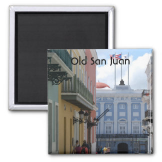 Old San Juan Fridge Magnets