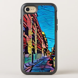 Old San Juan, Puerto Rico Phone OtterBox Symmetry iPhone 7 Case