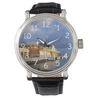 Old San Juan Puerto Rico Wrist Watch