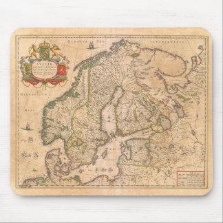 Old Scandinavia Mouse Mats