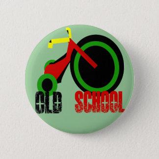 Old School 2 Inch Round Button