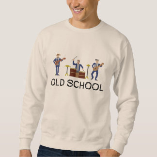 Old School Band - Sweatshirt