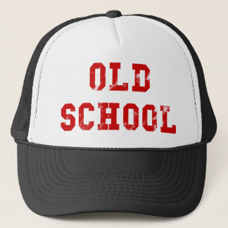 Old School Baseball Cap   Oldskool Gifts