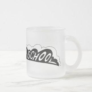 Old School Camaro - Frosted Mug
