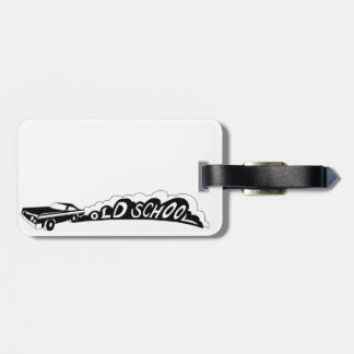 Old School Camaro - Luggage Tag