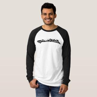 Old School Camaro - Men's Raglan T-Shirt