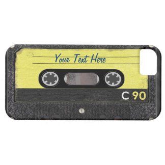Old School Cassette iPhone 5 Cover