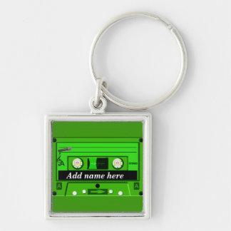 Old School,Cassette_ Keychain