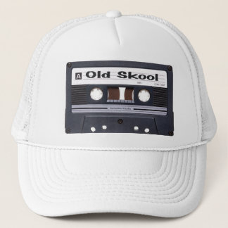 Old School Cassette Tape Hat