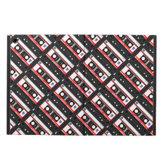 Old school cassette Tape iPad Air Cases