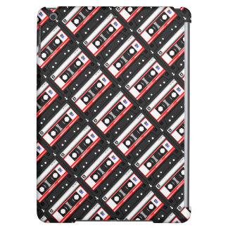 Old school cassette Tape iPad Air Cover