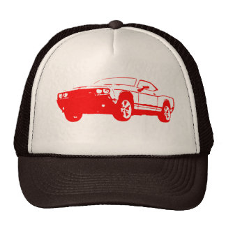 Old school challenger hat