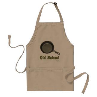 Old School Cook Standard Apron