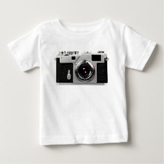 Old School Film Camera Baby T-Shirt