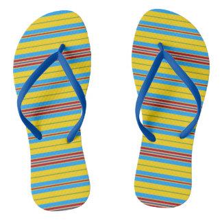 Old School Flip Flops
