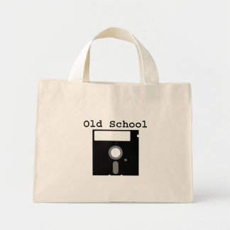 """Old School Floppy"" Bag"