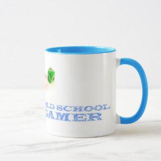 Old School Gamer • Mug