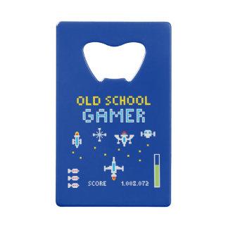 Old School Gamer - Stellarship - Bottle Opener Wallet Bottle Opener