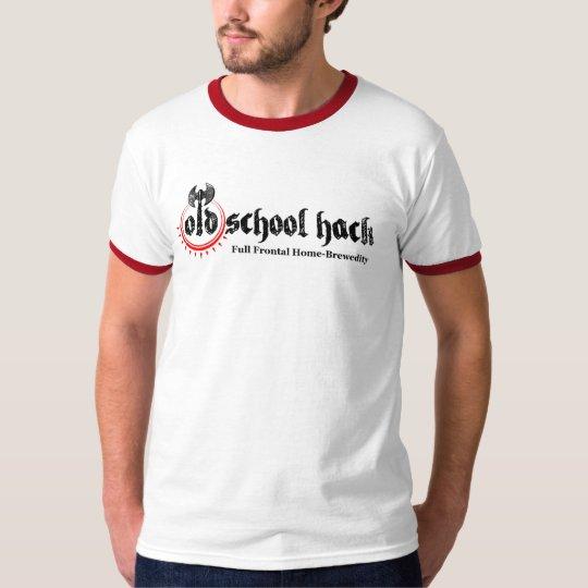 Old School Hack T-shirt