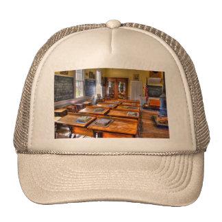 Old School Hats